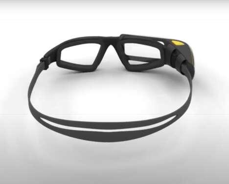 Smart Swim Goggles