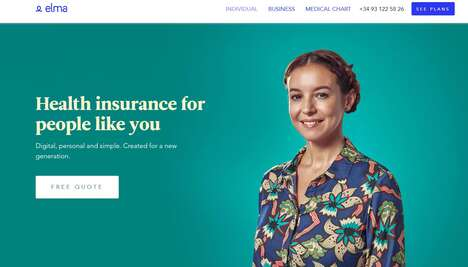 Simplified Millennial-Friendly Insurance