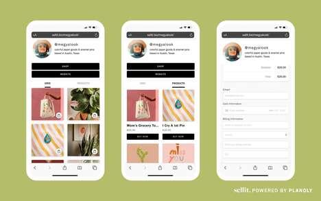 Social Storefront Platforms