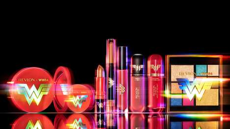Superheroine Cosmetic Collections
