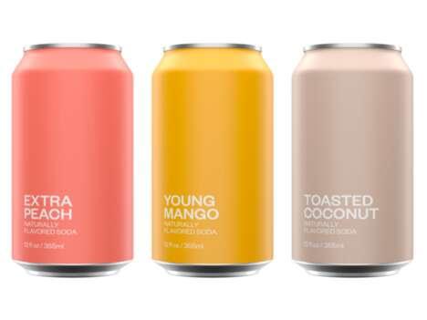Summer-Themed Beverage Packs
