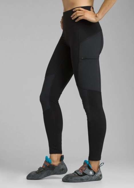 Climbing Compression Leggings