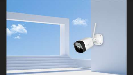 Wi-Fi-Compatible Home Security Cameras