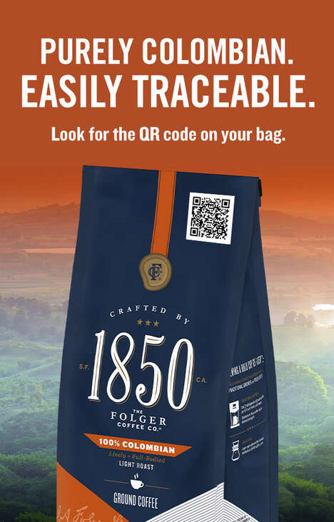 Traceable Coffee Bags