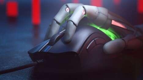 Mini Anti-Slip Gaming Mouses