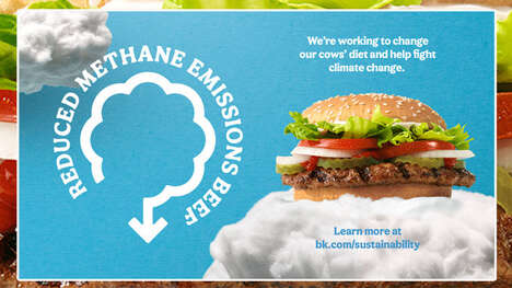 Eco-Friendly QSR Burgers