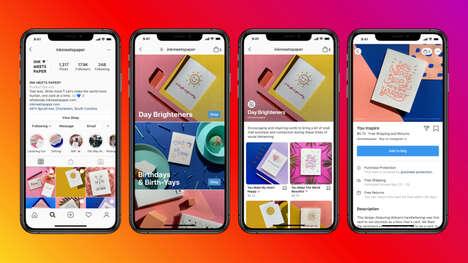 Shoppable Social Media Platforms