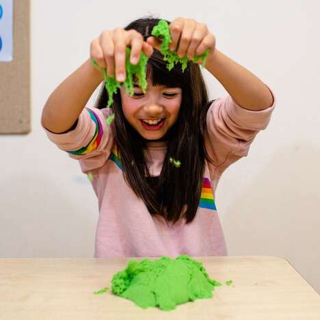 Eco Tactile Sand Toys