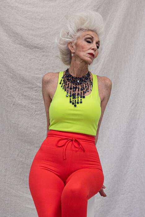 Sustainable Neon Activewear