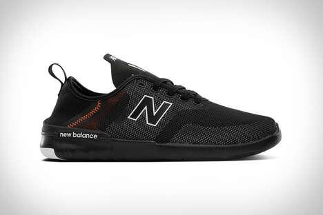 Comfort-Focused Leisure Footwear