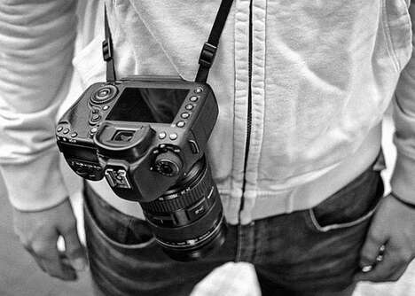 Intuitive Camera-Carrying Devices