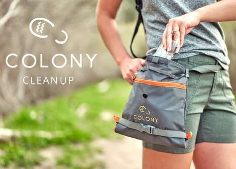 Wilderness Trash Cleanup Bags
