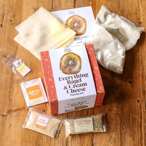 Homemade Bagel Kits