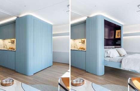 Hidden Amenity Yacht Apartments