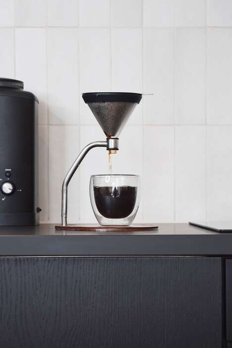Sleek Hybrid Beverage Brewers