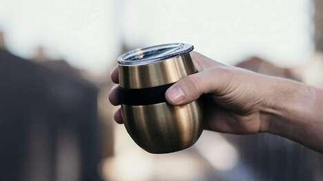 Reusable Artisan Coffee Carriers