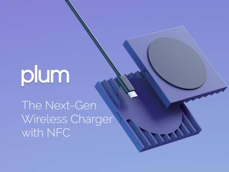 NFC-Enabled Wireless Chargers