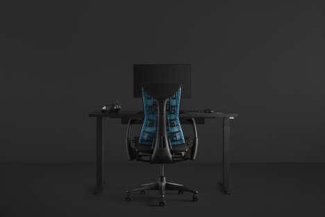 Ergonomic Gaming Chairs