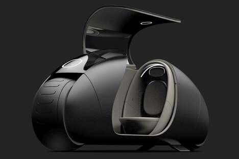Autonomous Transportation Pods