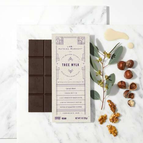 Alt-Milk Chocolate Bars