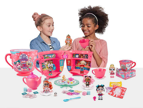 Oversized Tea Party Toys