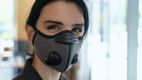 Breathable Cooling Face Masks