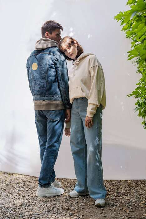 Highly Sustainable Jeans