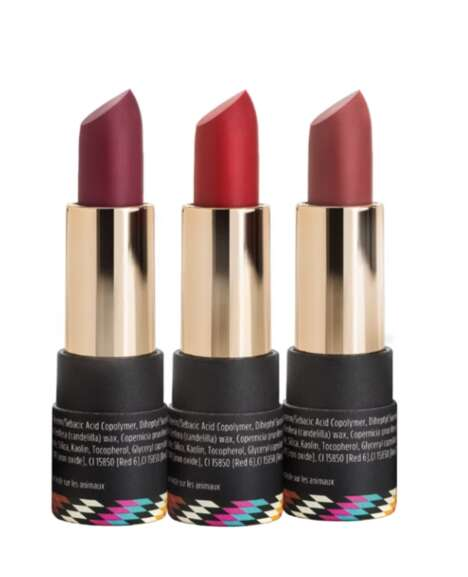 Culturally Inspired Sustainable Lipsticks