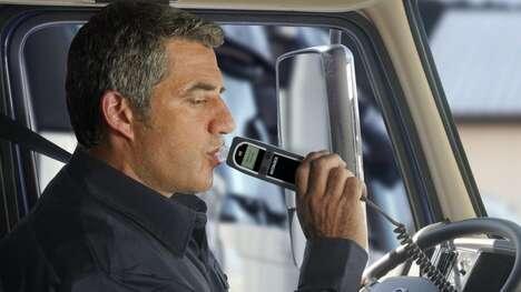 Family-Focused Vehicle Breathalyzers