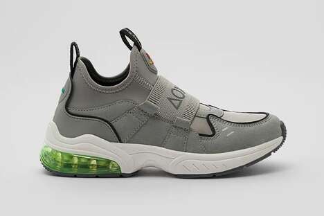 Game Console-Inspired Sneakers