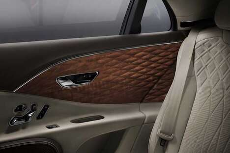 3D Vehicle Wooden Panels