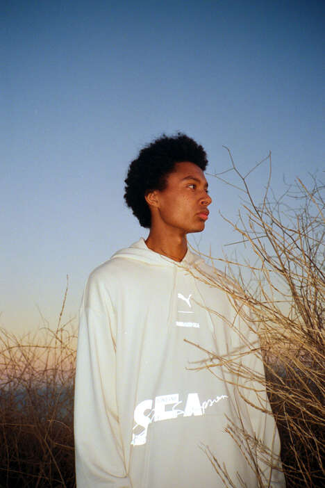 Minimal Eco-Friendly Sportswear Collections