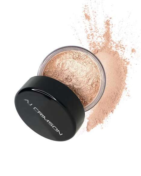 Color-Matching Setting Powders