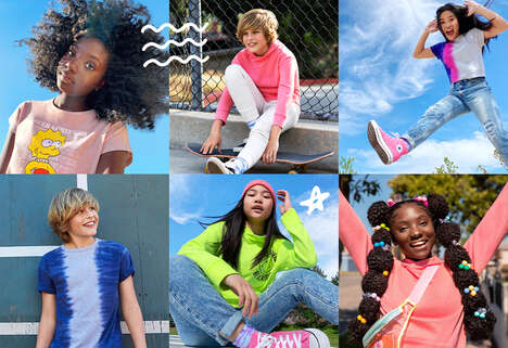 Tween-Created Clothing Lines