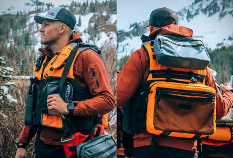 Modular Storage-Equipped Vests