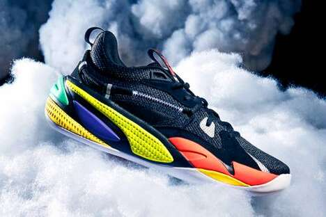 Rapper Designed Basketball Shoes