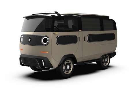 Modular Concept Vehicles