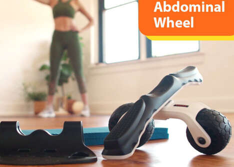 Twisting Ab Workout Devices