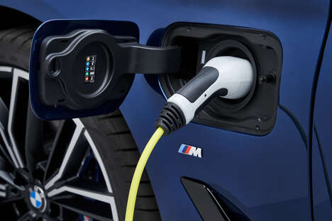 All-Electric Luxury Car Releases