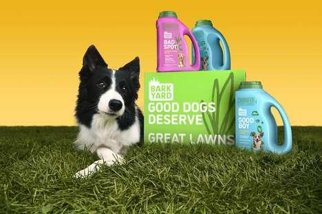 Pet-Friendly Lawn Kits