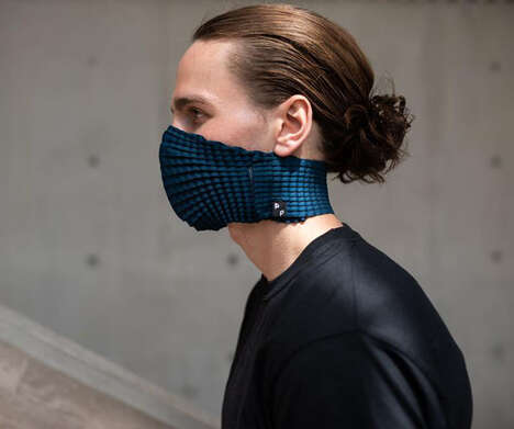 Form-Fitting Face Masks