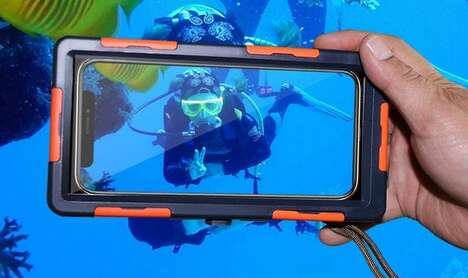 Protective Diver Device Cases