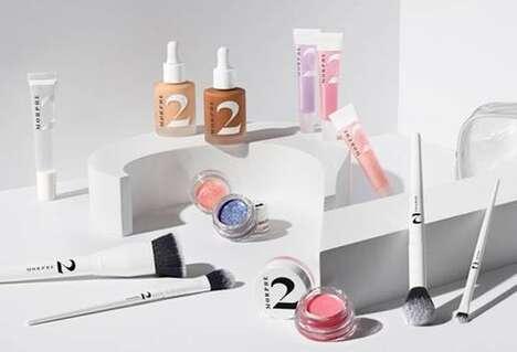 Minimalist Gen Z Makeup