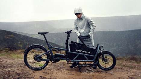 Off-Road Cargo eBikes