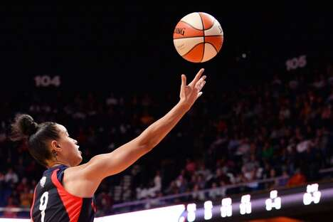 Basketball League Ad Spots