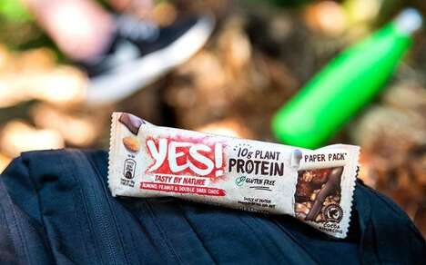 Plant Protein Snack Bars