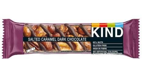 Merged Flavor Snack Bars