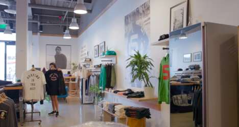 Sanitizing Retail Closets