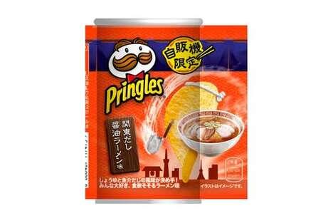 Ramen-Flavored Chips