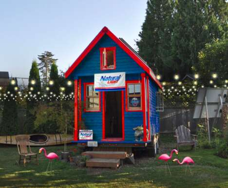 Mobile At-Home Dorm Rooms
